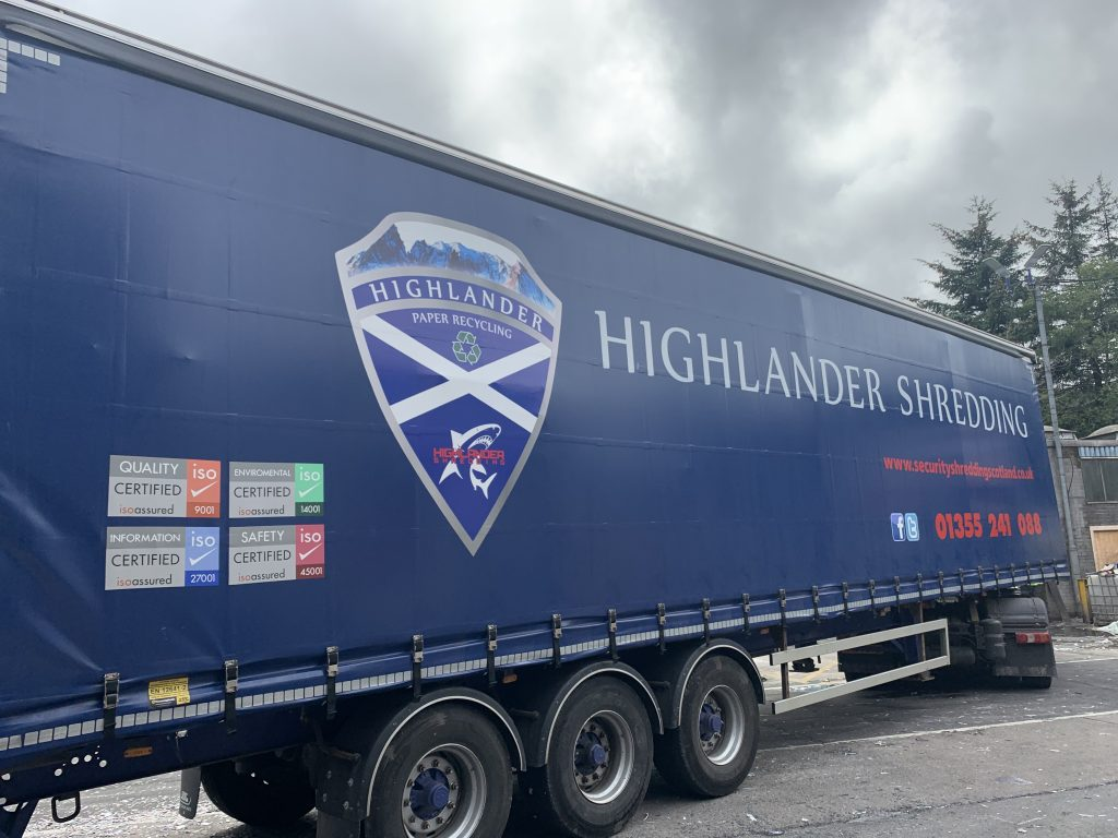 Highlander trailer